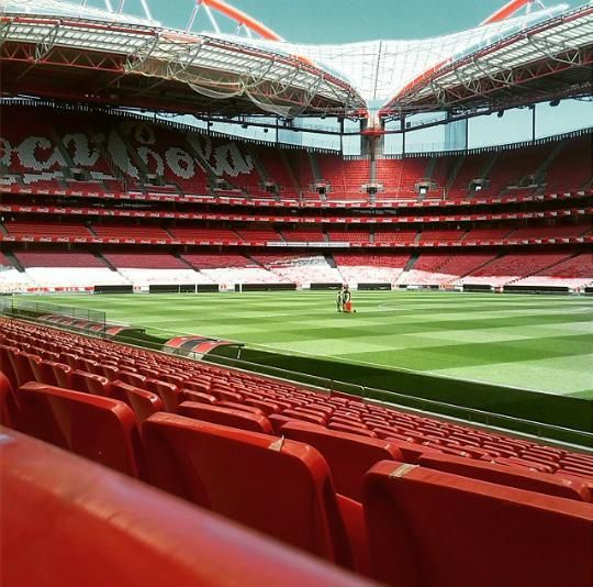 L'Estadio da Luz,
