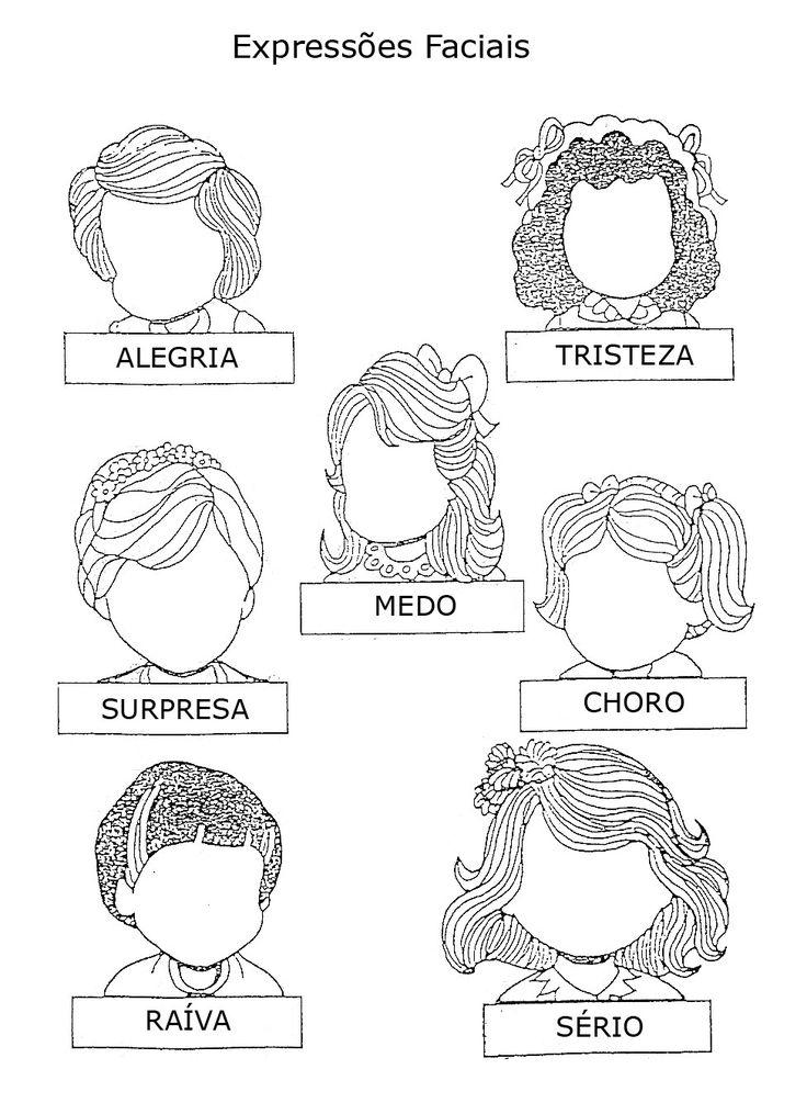 Expressões-faciais