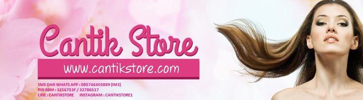 Welcome to www.cantikstore.com , Supplier Kosmetik, Perawatan Kecantikan, Aneka Barang Unik, Acesories Gadget dan Kebutuhan Rumah Tangga yang berpusat di Surabaya dan Jakarta HARGA TERMURAH, PRODUK TERLENGKAP, KUALITAS TERJAMIN. Memiliki customer dan reseller yang tersebar di seantero Indonesia maupun luar negeri. Kami juga menyediakan produk kecantikan alami dan herbal seperti peninggi badan, penggemuk badan, pelangsing herbal, pemutih wajah alami, pemutih badan