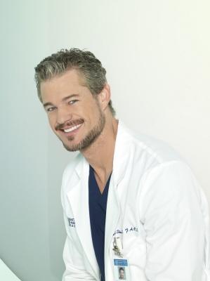 Dr. Mark Sloan [Grey's Anatomy]