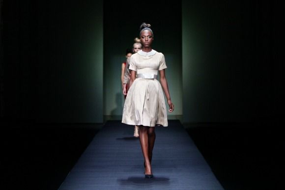 MBFW AFRICA 2013 - Angelina Masike Collection. Credit: SDR Photo