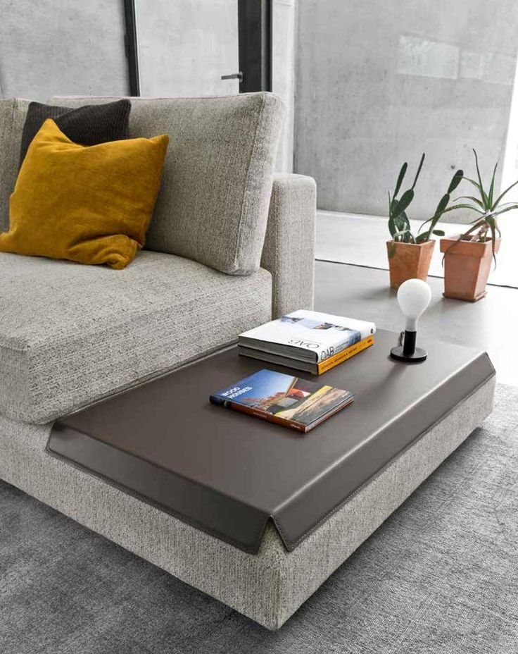 Classic but with style. KORRA sofa by Calligaris. Available at www.livingin.sk