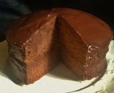 """C'est un recette simple et facile à réaliser, néanmoins délicieuse. Le nom de ce gâteau américain est en opposition à """" l'Angel food cake""""."""