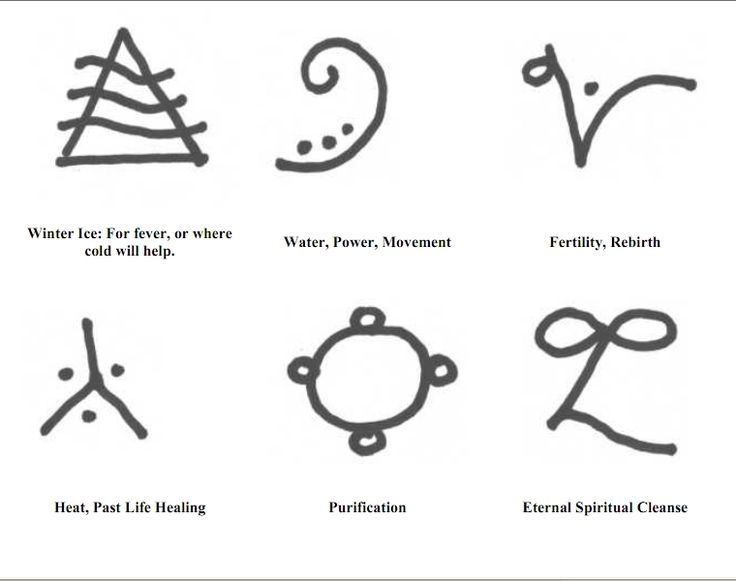 Reiki symbol | Violet Reiki Flame symbols by ~Archer7Tadayoshi on deviantART