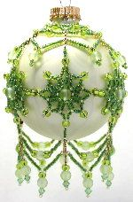 Patterns to Bead Ornament of the Month 2009