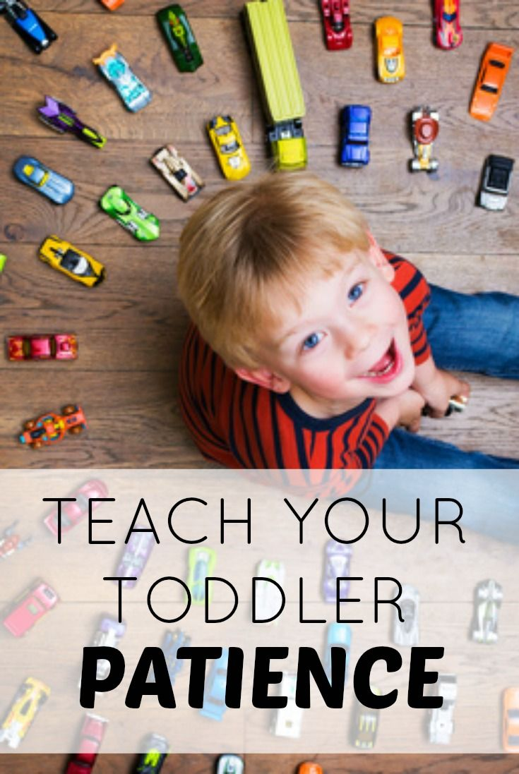 Dr. B is back to give lessons on how to teach your toddler patience and self-control.