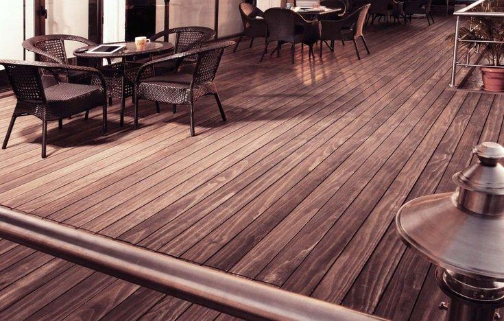 Accoya used to create nautical ambiance