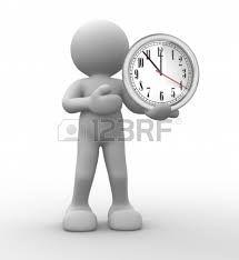 Solo il tempo è nostro.