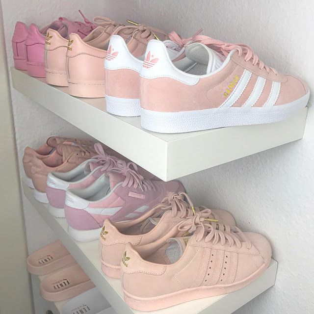 my fav colour, the collection of adidas