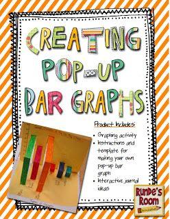 Runde's Room: Math Journal Sundays - Pop-up Bar Graphs