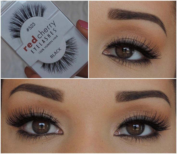 Red Cherry Lashes | #523 - Sage