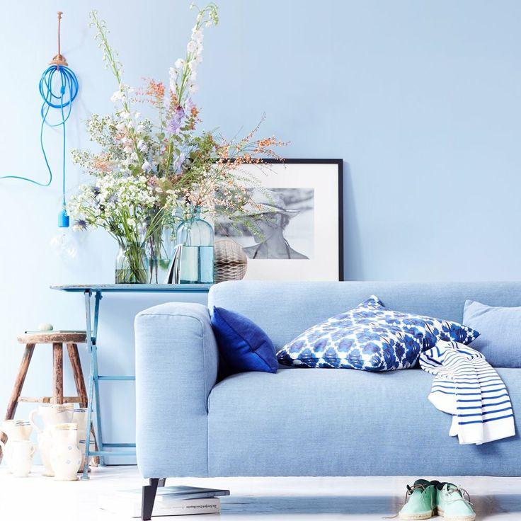 49 best Wohnen im maritimen Stil images on Pinterest Bedroom - gestreifte grne wnde