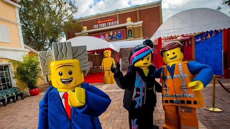 LEGOLAND Florida Park/Hotel - Winter Haven, 45 min S of Orlando