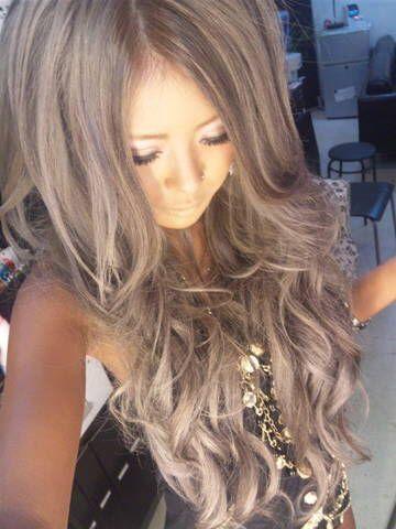 1000 Ideas About Ash Hair Colors On Pinterest Ash Hair