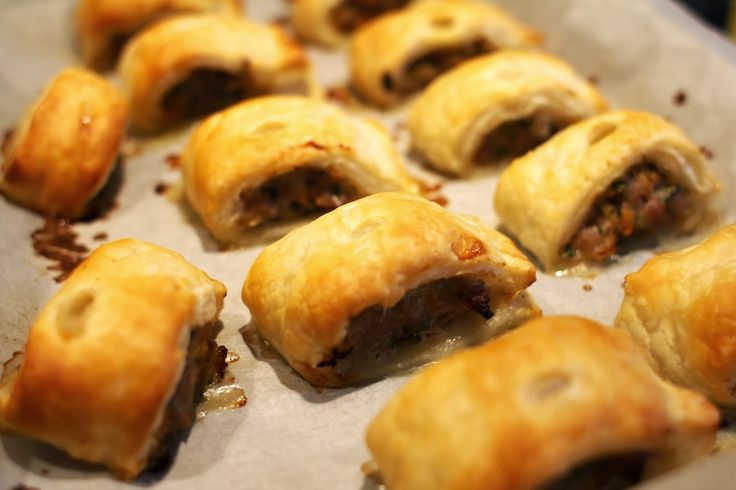 mamacook: Hidden Vegetable Sausage Rolls for the Whole Family