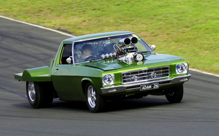 1972 HQ Holden One Tonner