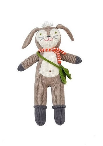 Bla bla kids Mini Pierre Bunny Doll by Bla bla kids, http://www.amazon.com/dp/B004TAJIKA/ref=cm_sw_r_pi_dp_6qRorb1GJKHDR