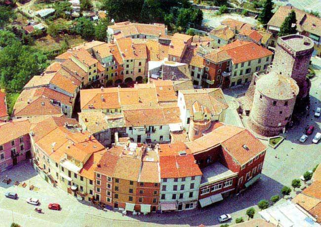 Varese Ligure, nell'entroterra del Tigullio