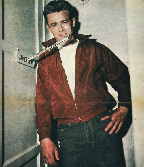 Well hello there, handsome! JamesDean
