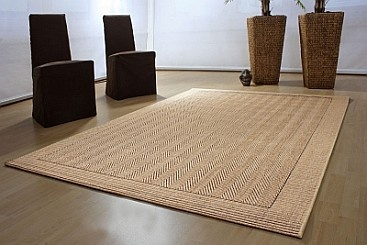 Sisal tappeto naturale - Madras 290 x 200 cm