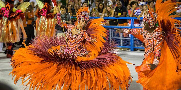 Carnival in Rio de Janeiro photo