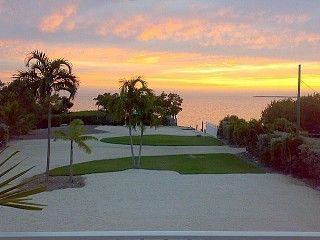 Oceanfront Acre Heated Private Pool Sandy Area Dock 15 Min Key WestVacation Rental in Key West from @homeaway! #vacation #rental #travel #homeaway