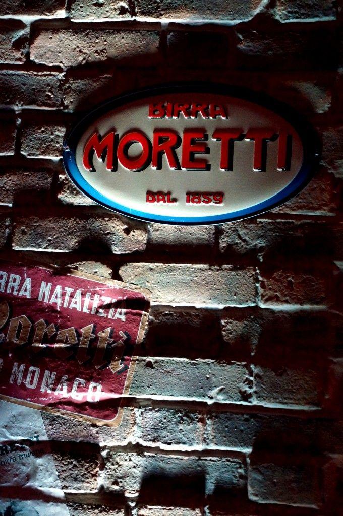 Moretti Gran Tour #morettimovement
