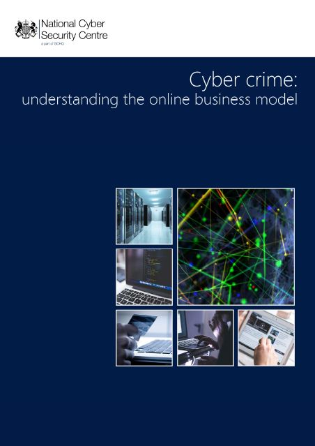 #NationalCyberSecurityCenter: Ever wondered how a cyber crime gang operates?  #NCSC has a 5 year budget 1.9bn; surprised at scant details in report, although useful read for people don't understand threat of #cybercrime
