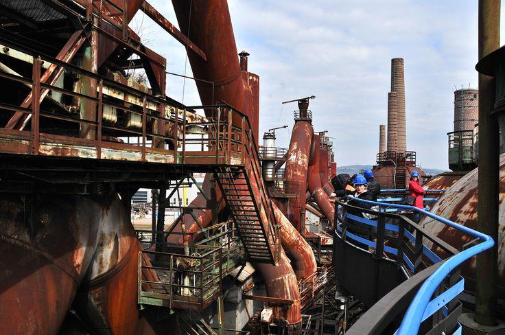 Volklingen Steel Works, Germany (2015)