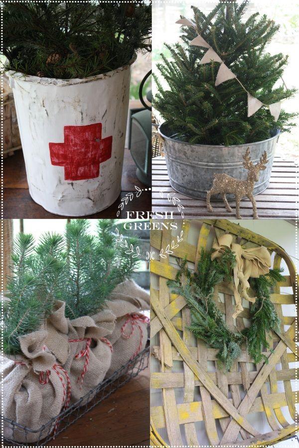 natural christmas trees25 Burlap, Burlap Giveaways, Cottages Christmas, Christmas Stores, Christmas Decor, Mathis Interiors, Holly Mathis, Christmas Trees, Nature Christmas