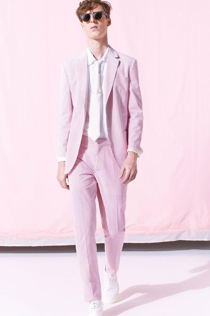 Marc Jacobs, spring/summer 2015 menswear