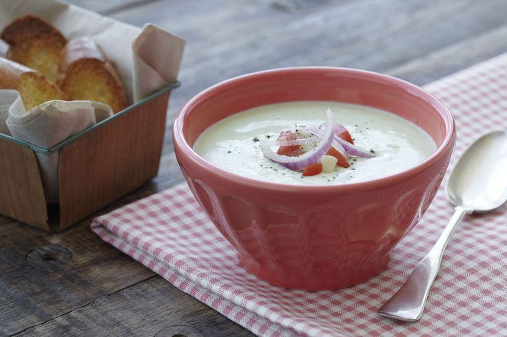 Avocado Ranch Soup