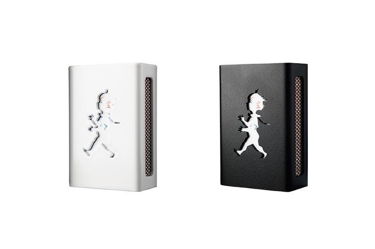 Design Kristina Stark - Hommage Mini Match Box Cover