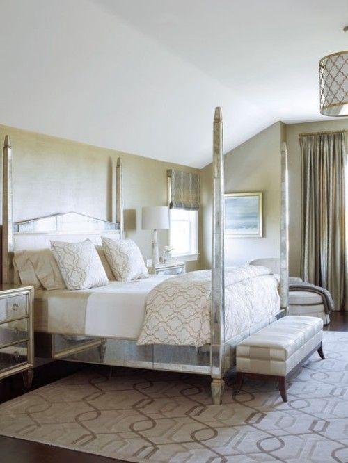 Schlafzimmereinrichtung in Trendfarbe Grau - 30 tolle Ideen