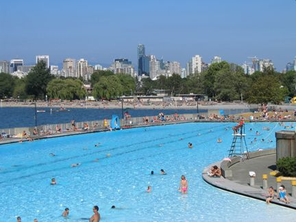 Summer Is Here Kitsilano Hillcrest And Second Beach Outdoor Swimming Pools Open Saturday May
