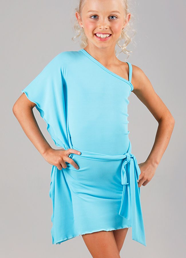 Latin dress - Junior Pro-Am