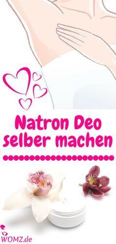 Natron Deo selber machen: Rezept für Spray, Roller & Creme – WOMZ