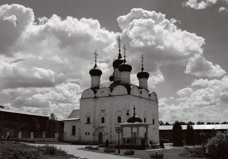 Historic Landmark Russian city Zaraysk. by Marina Galaxina on 500px