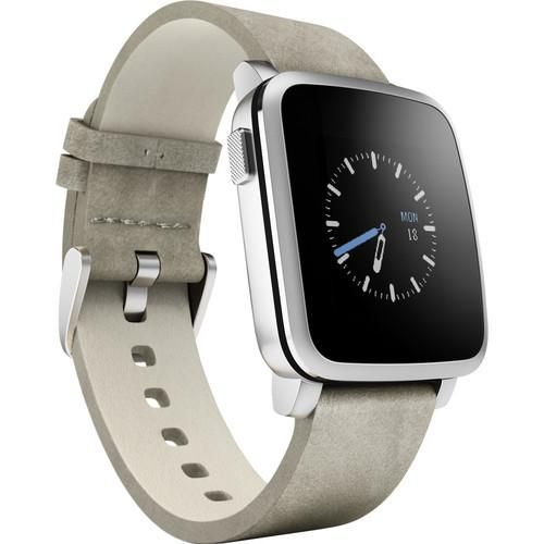 Pebble Time Android iOS Smart Watch: Time Round for $130 or Time Steel $140  Free Shipping! #LavaHot http://www.lavahotdeals.com/us/cheap/pebble-time-android-ios-smart-watch-time-130/108529