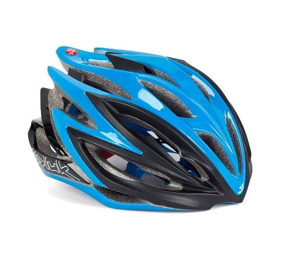 Casco SPIUK Dharma 2014 Azul-Negro #bikestocks #bikes #spiuk