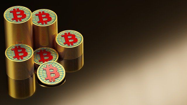 Photo By MasterTux   Pixabay #bitcoin #coins #stack #bitcoinprice #bitcoinbillionaire #bitcoinexchange #bitcointrading #bitcoinminer