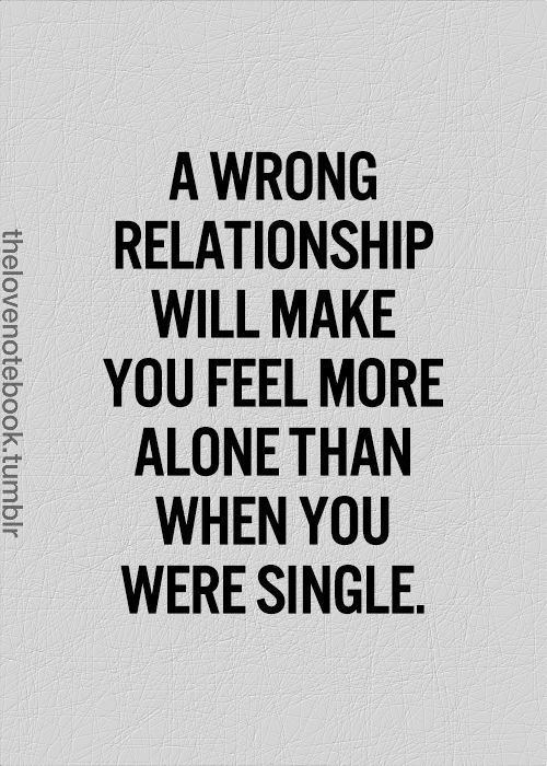 In a relationship, you reveal more of yourself and your emotions become more exposed and vulnerable. In a good relationship, this is a source of joy. In a bad relationship, it's a source of pain.