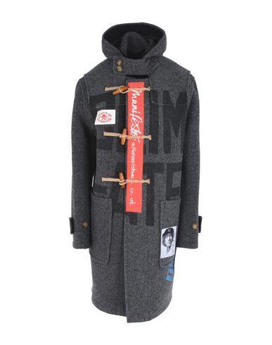 Смотреть Monty Coat -  Дафлкот от Vivienne Westwood Anglomania Для Женщин на Yoox. Покупка онлайн с доставкой по всей России.