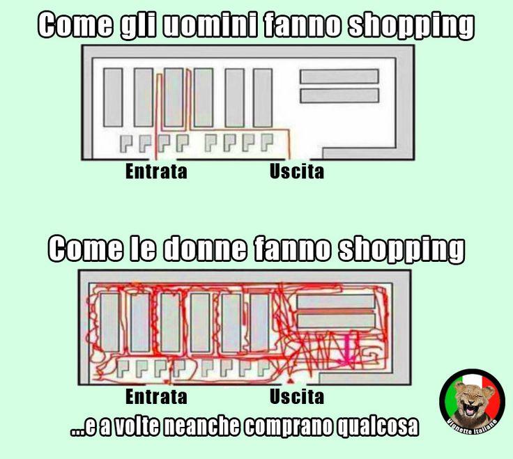 Shopping Uomo Donna