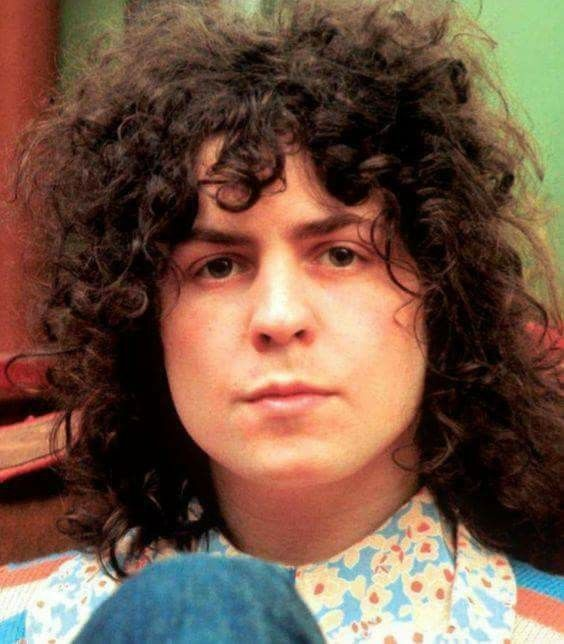 """indieactornyc: """"Marc Bolan  """"When Electric Warrior was released, Bolan was already a big star in the U.K. He was then seen as something of a preposterous figure in the U.S., but not anymore. He..."""
