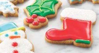 Spiced Holiday Sugar Cookies: A twist on traditional sugar cookies, this recipe offers a pinch of cinnamon and nutmeg for holiday inspired flavor that kids and adults alike will enjoy!