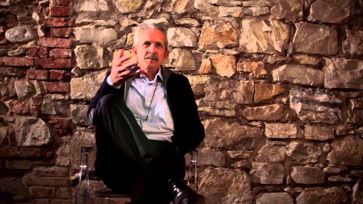 """""""Le Casere. Templi di archeologia industriale"""" - Intervista a Luciano Lu..."""