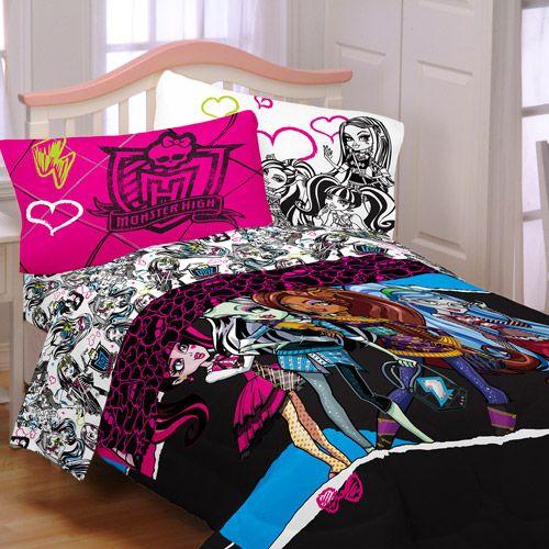 12 best Monster High Room Ideas images on Pinterest Monster high