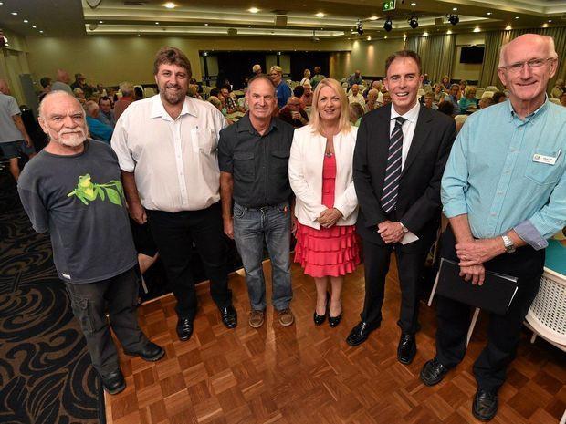 Mayoral Candidates Fraser Coast_Jannean Dean_2016