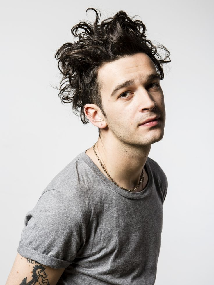 Matthew Healy for The Big Issue